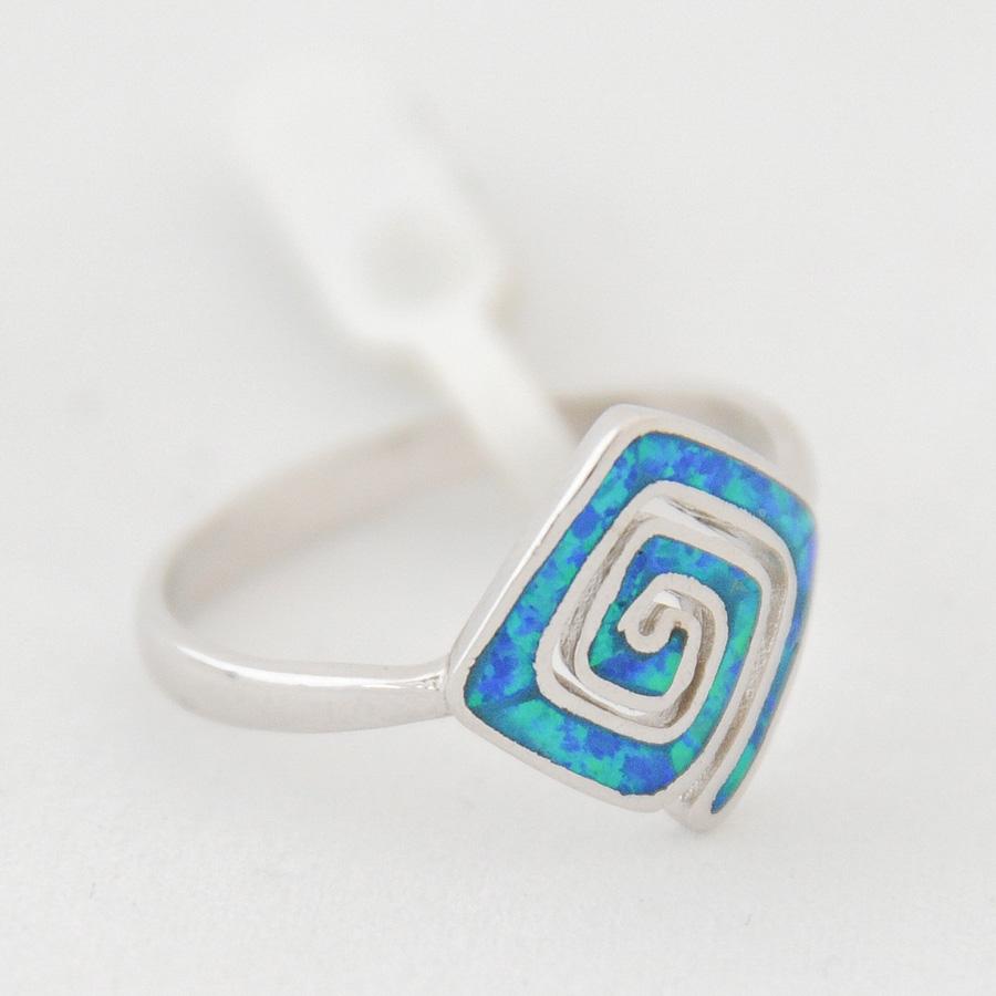 Δαχτυλίδι Μαίανδρος Μικρό Οπάλ