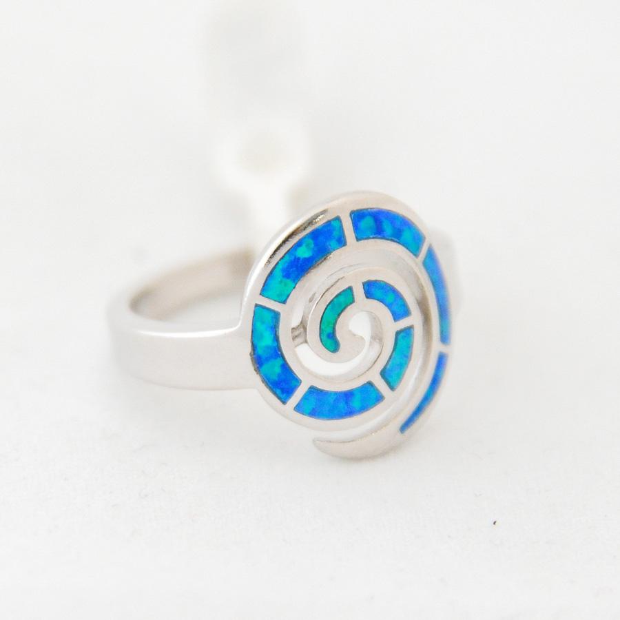 Δαχτυλίδι Σπείρα Οπάλ