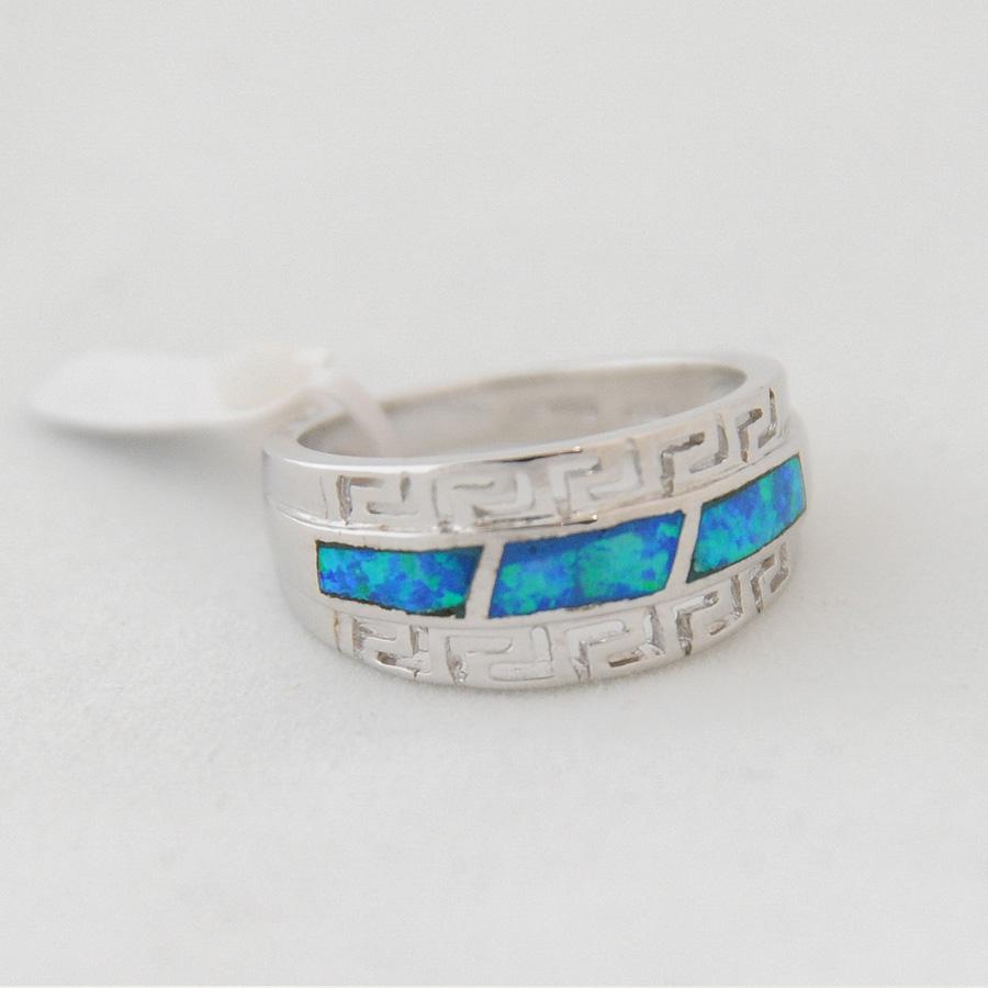 Δαχτυλίδι Μαίανδρος Οπάλ