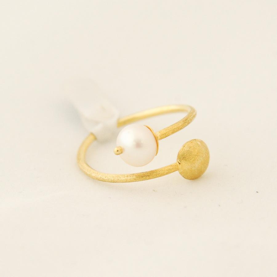 Δαχτυλίδι Πέρλα K14