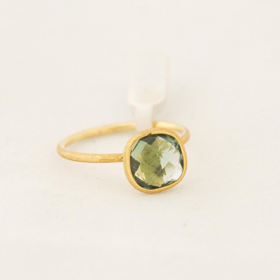 Δαχτυλίδι Πέρλα Τοπάζ